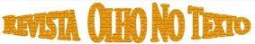 logo do Revista OlhoNoTexto
